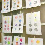 色彩心理作品